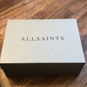 All Saints Shoes - Suede ALLSAINTS Boot